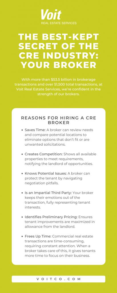 your broker